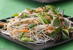 Thai Chicken And Noodle Salad Recipes Dishmaps
