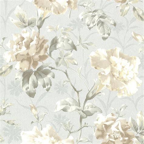 blue vintage floral wallpaper gallery