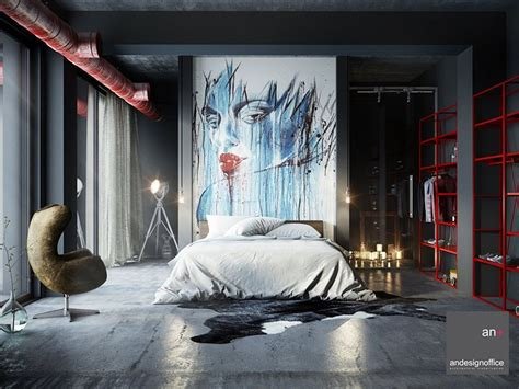 Modern Loft Bedroom Design Ideas by 22 Mind Blowing Loft Style Bedroom Designs Home Design Lover