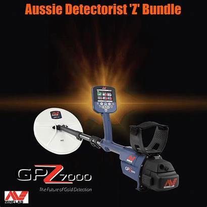 Metal Gpz7000 Detector Detecting Aussie Detectors Bundle