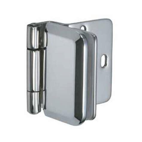 glass door hinges sugatsune stainless steel overlay glass door hinge 058 3752