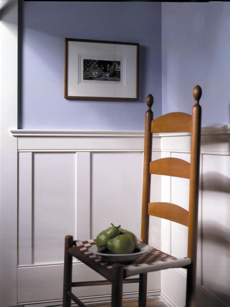 About Our Wainscoting Products