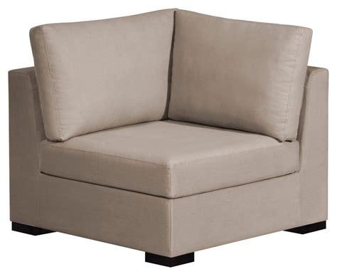 canapé chauffeuse chauffeuse max composable en tissu home spirit par