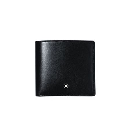 mont blanc portemonnaie porte monnaie montblanc meisterst 252 ck francuir