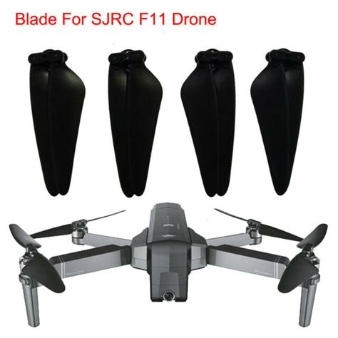xiaomi fimi  rc quadcopter spare parts quick release cwccw propeller pcs  sale  ebay