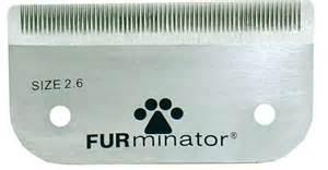 furminator replacement blade medium 2 6 quot