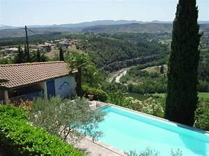 gite tout confort avec piscine privee en ardeche With residence vacances ardeche avec piscine