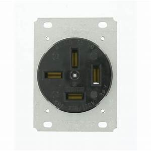 Wire 50 Amp Outlet