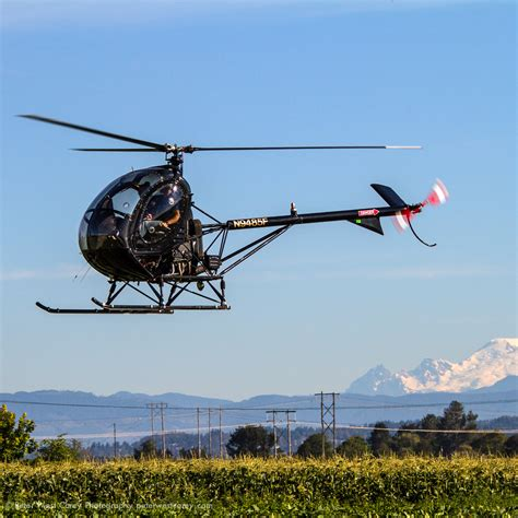 7 Tips For Shooting From A Helicopter