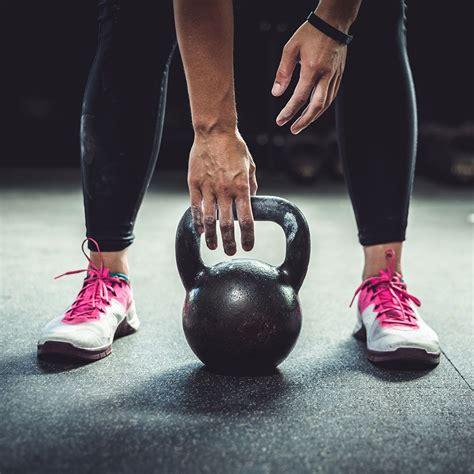 workout kettlebell cardio
