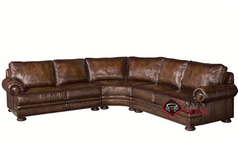 bernhardt sectional sofa foster by bernhardt leather true sectional by bernhardt is