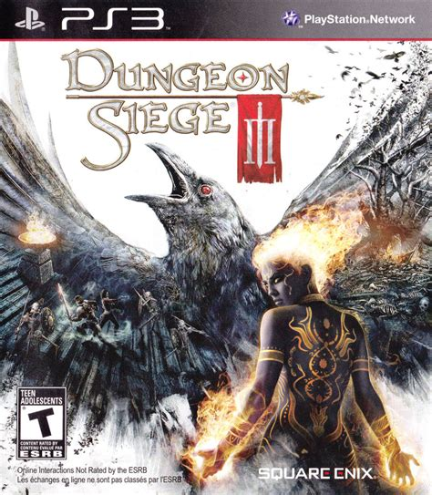 siege ps3 dungeon siege iii 2011 playstation 3 credits mobygames