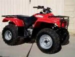 Trx250 Fourtrax 1999 Owners Manual 152 Pgs Pdf