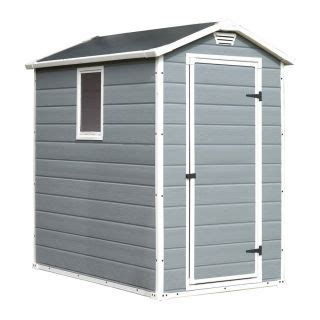 Keter Manor 4 X 6 Storage Shed by Neslly Storage Shed Plans 12x20 Free