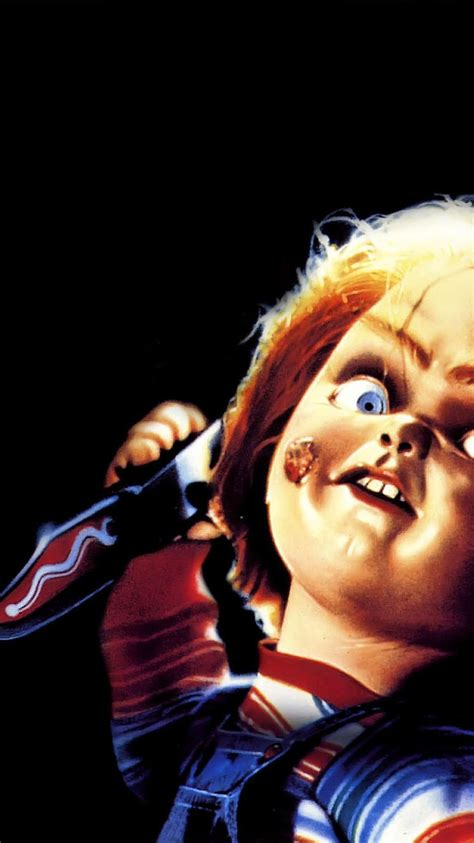 childs play  phone wallpaper moviemania