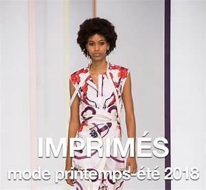 Mode Printemps 2018 : imprim s tendances printemps t 2018 taaora blog mode ~ Nature-et-papiers.com Idées de Décoration