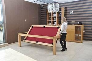 Billardtisch Als Esstisch : billard esstisch bl 180 wood online kaufen billard lissy ~ Sanjose-hotels-ca.com Haus und Dekorationen
