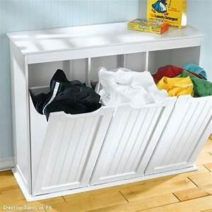 Laundry sorter, Laundry and Creative on Pinterest