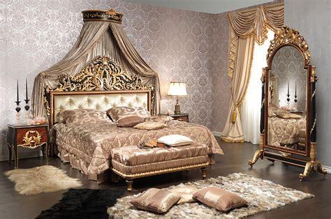 chambre de noce emperador black bedroom in carved wood black and