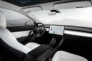 Tesla Model 3 Performance – White Interior – Wide - QN Motori