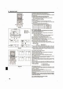 Mitsubishi Air Conditioner Install Manual British Columbia