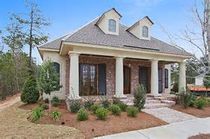 The Louisiana Home Designs by Homes For Homes