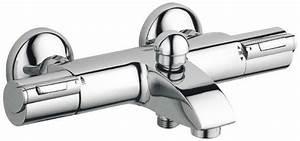 Mitigeur Thermostatique Douche Grohe : mitigeur thermostatique bain douche grohtherm 1000 c3 grohe ~ Dailycaller-alerts.com Idées de Décoration