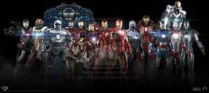 Iron Man Armor Wallpaper - WallpaperSafari