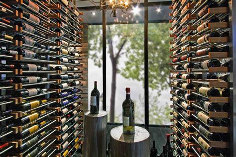 innovative wine cellar designs custom design installation