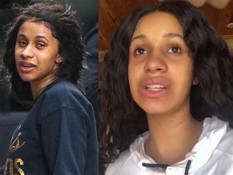 10 Cardi B without Makeup Looks Have Gone Quite Viral ...