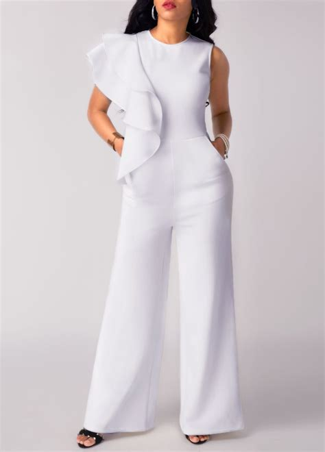 white denim jumpsuit 25 best ideas about white jumpsuit on wedding