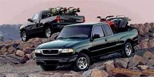 1999 Mazda B2500 Pickup Truck Service Repair Manual 99