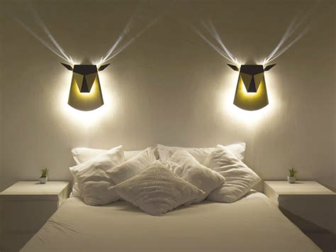 unusual bedroom wall lights 35 unique wall lighting fixtures that will leave no wall