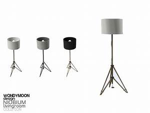 wondymoon39s niobium floor lamp With sims 2 floor lamp