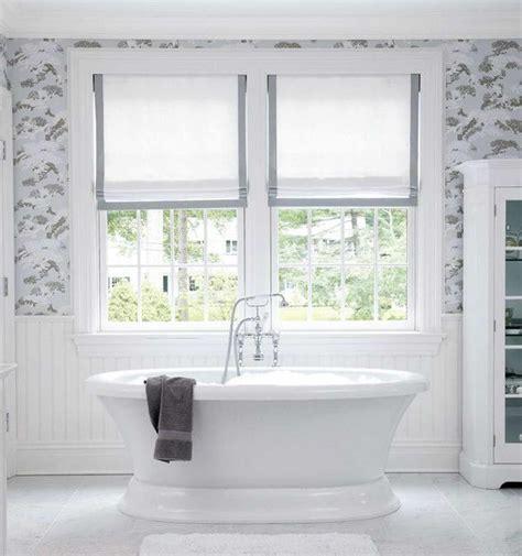bathroom blind ideas 9 bathroom window treatment ideas deco window fashions