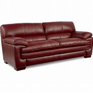 80 leather sofa maxwell leather sofa thesofa With lazy boy leather sofa bed