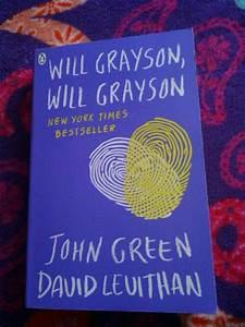 Will Grayson, Will Grayson by John Green and David ...
