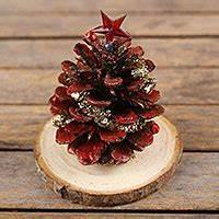 Bastelideen Weihnachten Erwachsene : tannenzapfen basteln weihnachtsdeko ~ Watch28wear.com Haus und Dekorationen