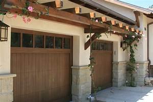Garage Pergola Shed Traditional Wood Door Garden Trelli Over Photos