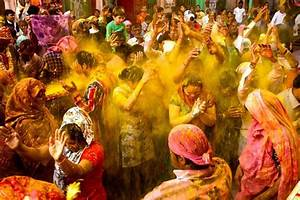 5 Best Places To Celebrate Holi Festival In India 2019 ...