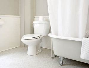 Removing rust stains from toilets tubs and sinks for Internal bathroom ventilation