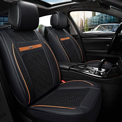 housse siege clio 3 leather auto universal car seat cover covers for ford