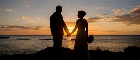 hawaii sunset wedding hawaii weddings