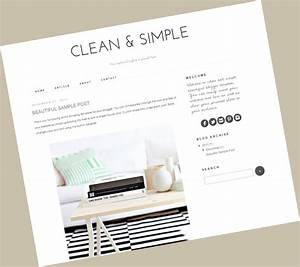 clean simple blogger theme fashion With blogger product review template