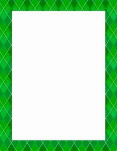 Green Border Clip Art – Cliparts