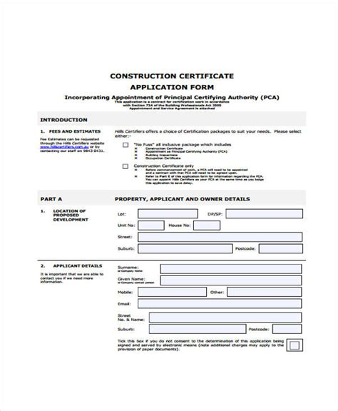 11+ Construction Application Form Sample  Free Sample. Holiday Cover Photos. Michigan State University Graduate Programs. Kent State University Graduate Programs. Student Business Cards Template. Best Resume Template 2015. Avery Address Labels Template. Creating A Charity. Gift Ideas For Graduate Students