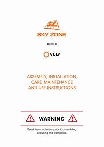 Official Sky Zone X Vuly 12