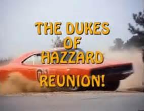 Dukes of Hazzard Reunion