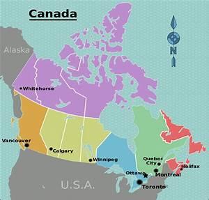 File Canada Regions Map Svg