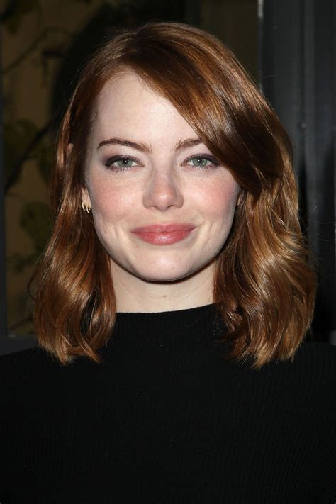 After brief television roles in medium, malcolm in the middle, and lucky louie, she made. EMMA STONE at Bulleit Bourbon Luncheon to Celebrate La La Land in New York 11/27/2016 - HawtCelebs